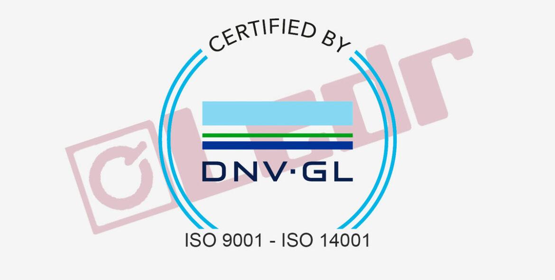 LEDR, empresa certificada iso 9001 y 14001